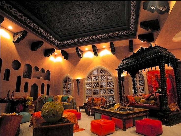 Amazing India Living Room   Hindu Design