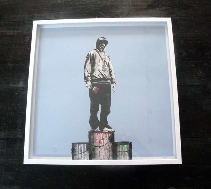 Winner by DOLK is a Signed Limited Edition Print. All Epoch Art Gallery prints include FREE UK delivery.