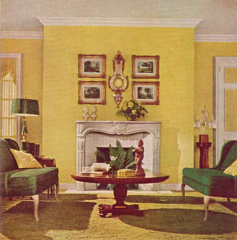 1000 Images About 1960s Home Decor On Pinterest