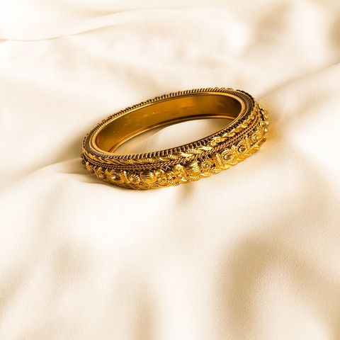 Exclusive Temple Jewellery Kada Bangle