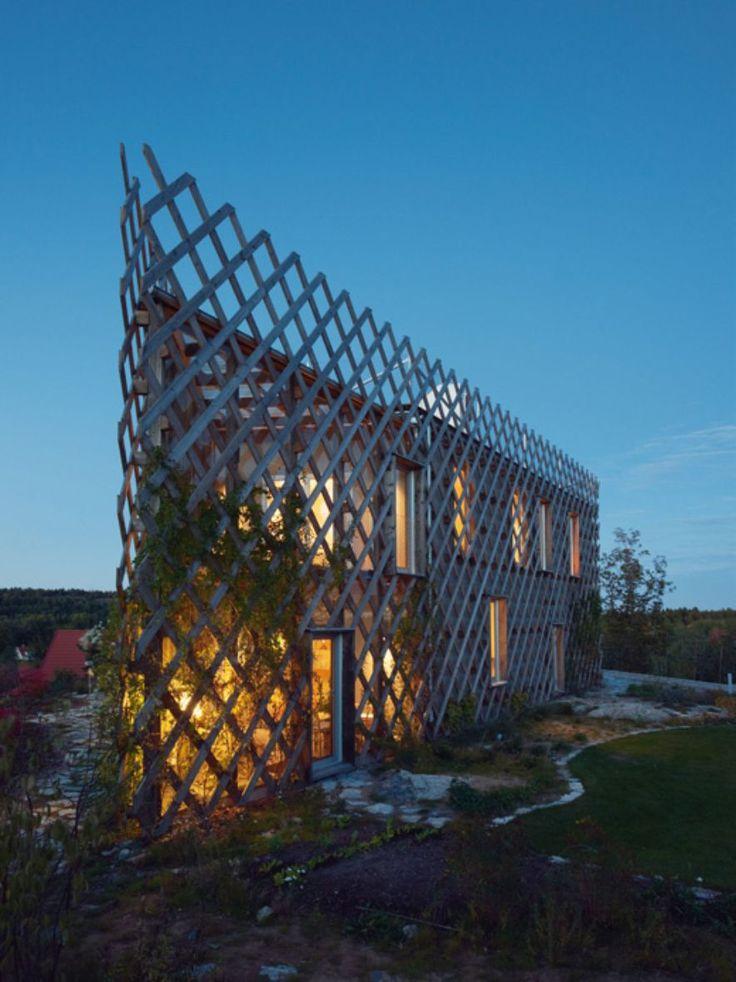 Garden House / Tham & Videgard Arkitekter