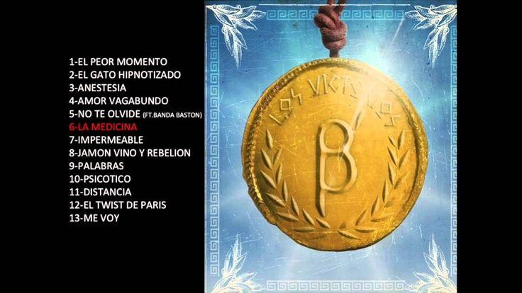 """LOS VICTORIOS """"2"""" Album Completo"""