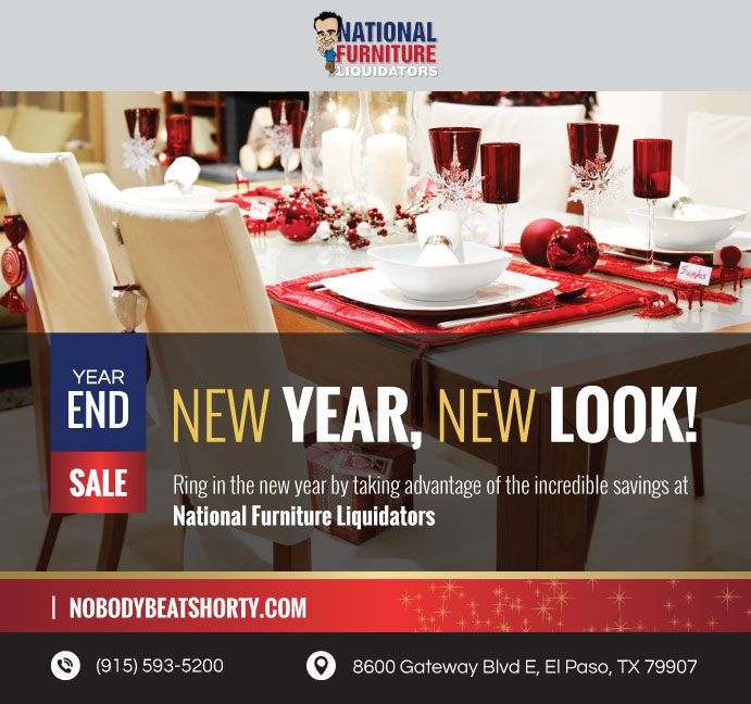 Shorty Is Helping You Ring In The New Year With A New Look And New Savings