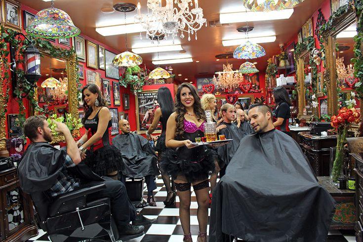 RazzleDazzle Barbershop franchise