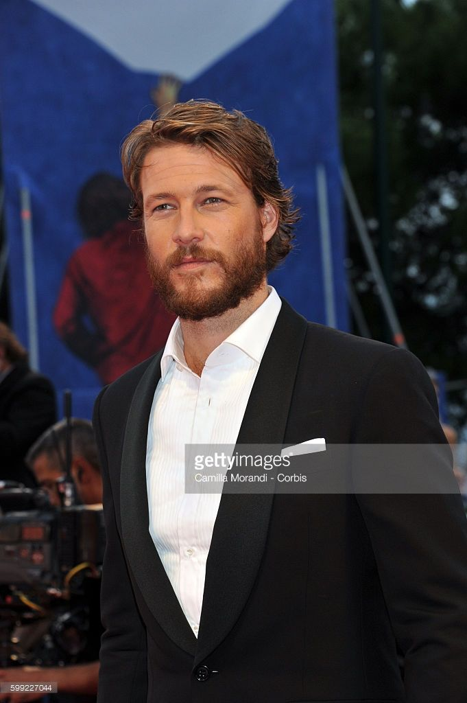 Luke Bracey attends a premiere for 'Hacksaw Ridge' during the 73rd Venice Film…