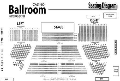 Image result for hampton casino ballroom seating
