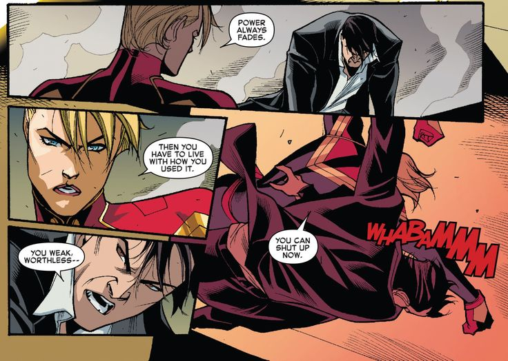Captain Marvel #10 • Writers: Ruth Fletcher Gage & Christos Gage • Art: Thony Silas • Colors: Matthew Wilson • Letters: Joe Caramagna
