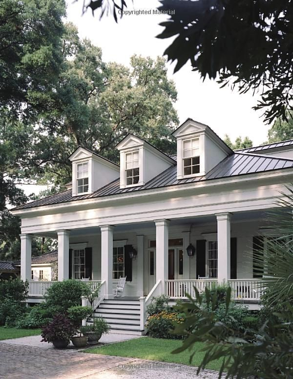 Architectural style southern vernacular google search for Southern architectural styles