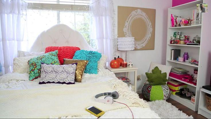 Bethany Mota's Room