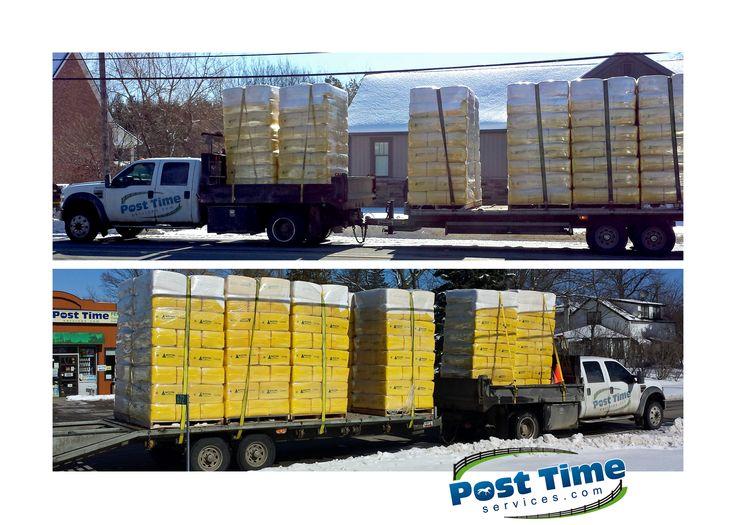 We deliver bag wood shavings