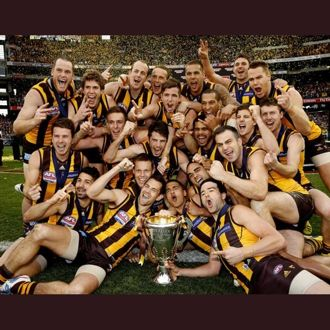 AFL PREMIERS 2013. HAWTHORN has won its 11th premiership, defeating Fremantle by 15 points in Saturday's tough and scrappy Grand Final at the MCG. The Hawks started with the sort of manic intensity for which the Dockers are renowned, and they led by 23 points at half-time after restricting their opponents to just one goal. Freo surged back into the contest in the third quarter, closing to within three points, but Hawthorn held firm, winning 11.11 (77) to 8.14 (62)