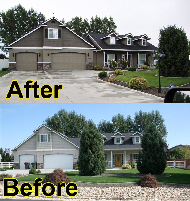 198 best images about let 39 s fix a fixer upper on for House flips before and after