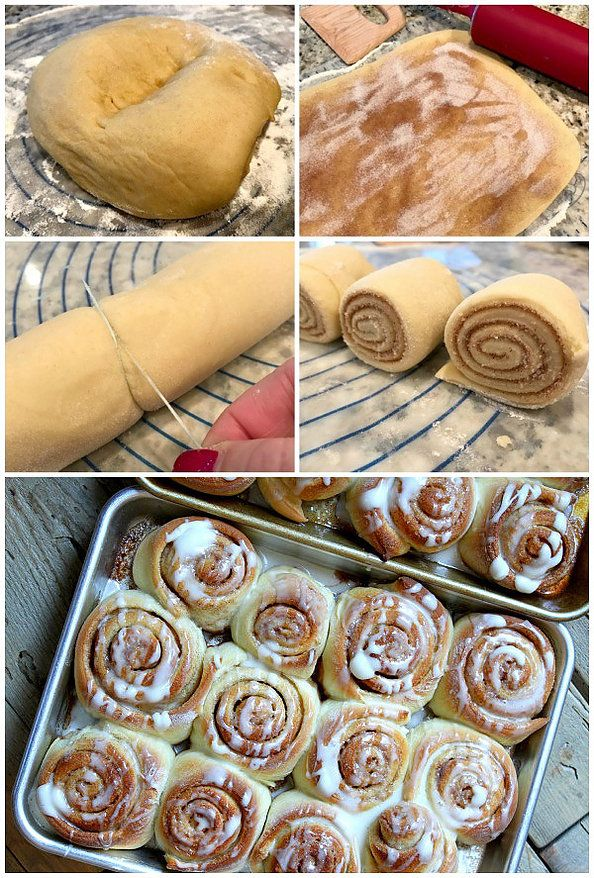 Yield: 24 rolls Prep time: 40 minutes + rising times Cook time: 20 minutes INGREDIENTS: Rolls: 5 cups all-purpose flour, divided (+ more, if needed)...