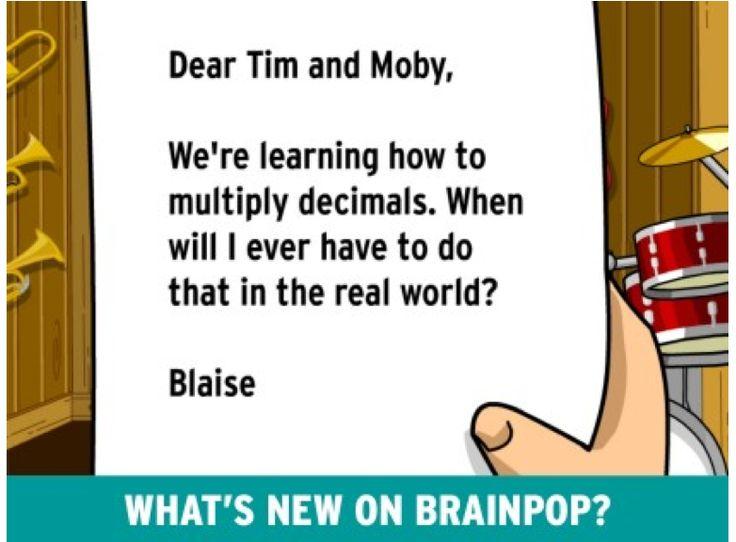 Tim Brainpop Voice