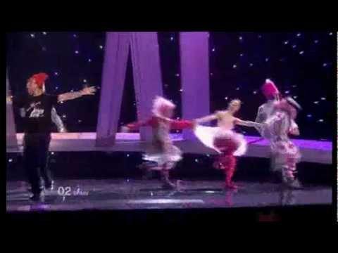 Eurovisiom Daniel Diges 2o10