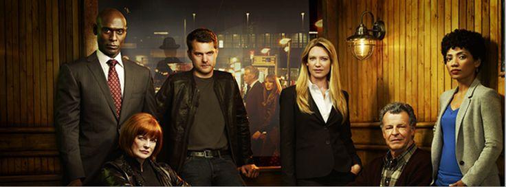 Fringe cast cover photo