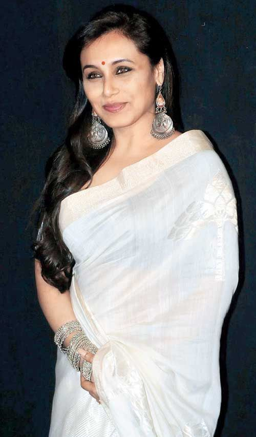 Rani Mukerji #Bollywood #Fashion