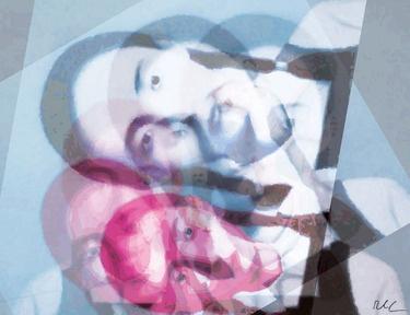 "Saatchi Online Artist Riccardo Schiavon; Digital, ""New frontiers 11"" #art"
