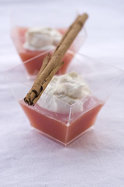 #matildetiramisu #concorso  Gelo di cocomero e cannella con cioccolato bianco