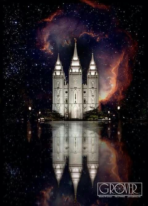 Salt Lake Temple of the Church of Jesus Christ of Latter-day Saints