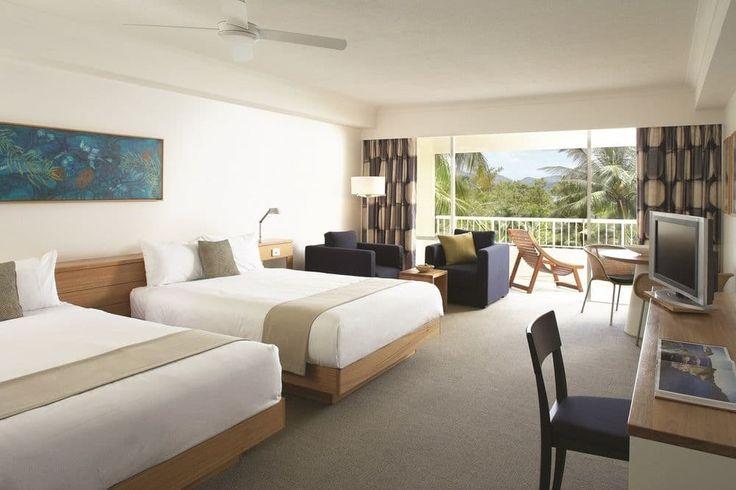 Hamilton Island Reef View Hotel - guestroom
