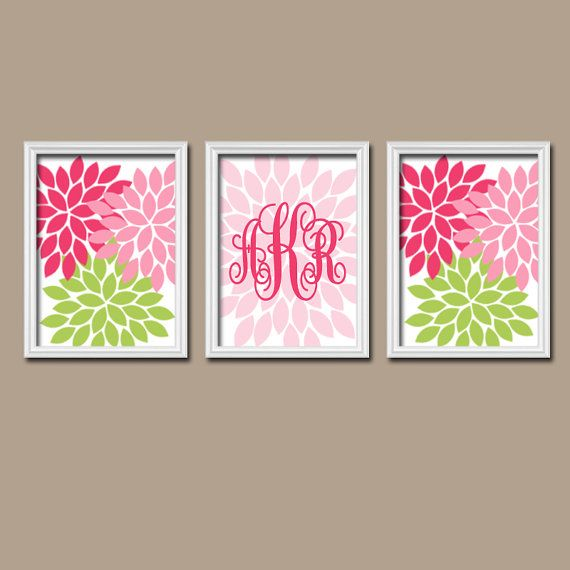 12 best images about letters on pinterest initials calico corners and a b c - Initial letter wall decor ...