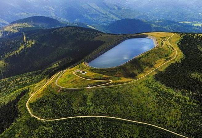 Kudy z nudy - Přečerpávací vodní elektrárna Dlouhé Stráně - jeden ze 7 divů Česka