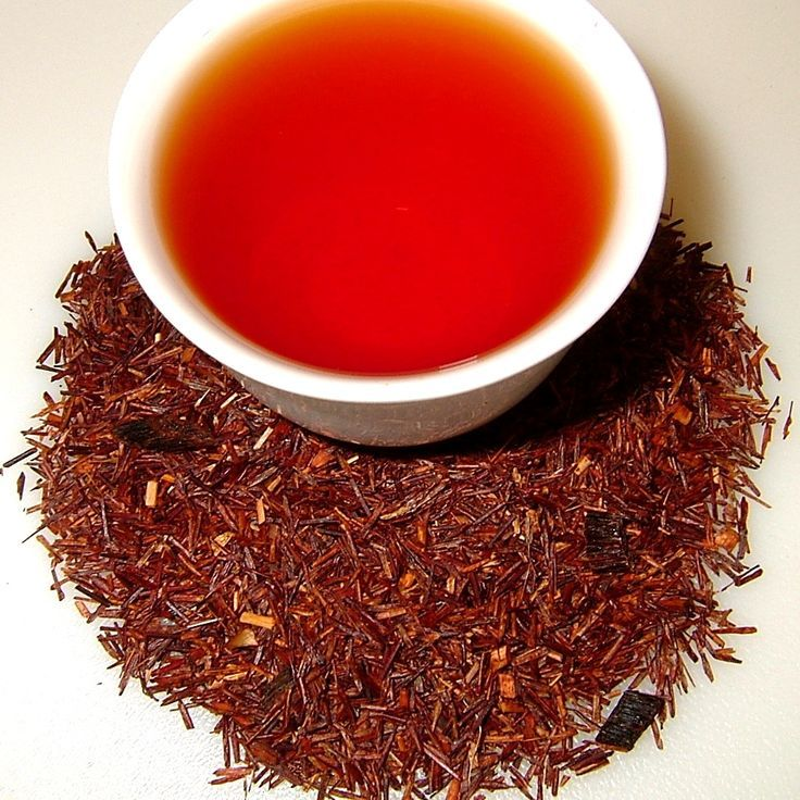 Rooibos tea.  (Vital)  healthy!