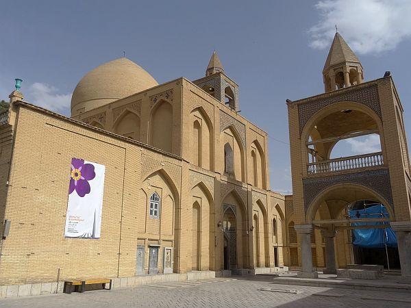 Ormiańska katedra w Isfahanie