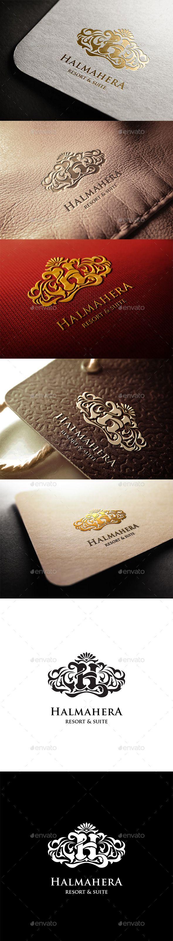 Halmahera Resort Logo