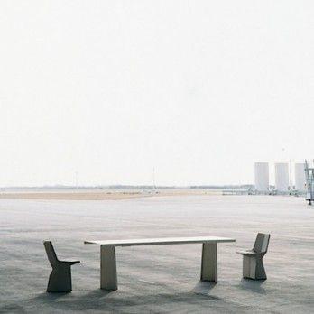 TABLE PALLAS DE CLASSICON EN 240 X 75 cm - CLASSICON