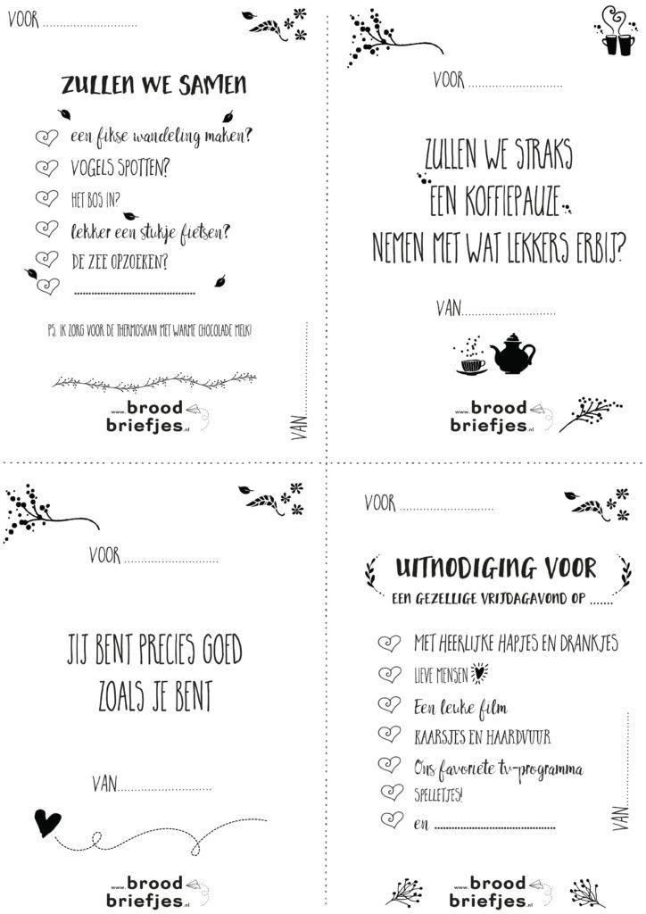 Ook fan van het Deense hygge en Zweedse lagom? Print dan vooral ook deze speciale hyggelige briefjes voor je familie, vrienden, buren, collega's noem maar op! (en check onze laatste blog!)