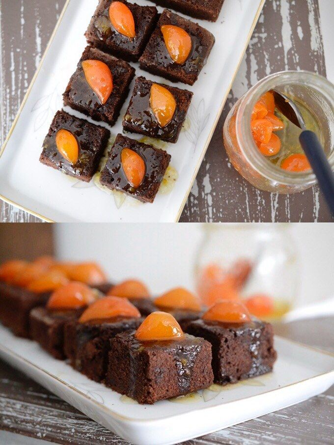 SUAVE BROWNIE DE CHOCOLATE
