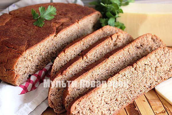Ржаной хлеб в мультиварке   Мультиповаренок