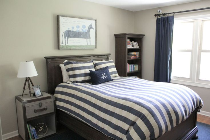 JACK'S BIG BOY BEDROOM | The Renovated Acre by Kate Knowles