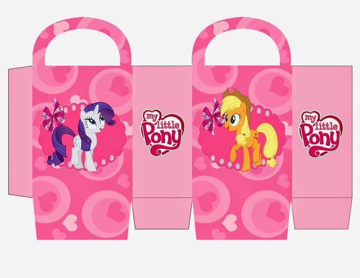 My Little Pony Free Printable Kit. - Oh My Fiesta! for Geeks