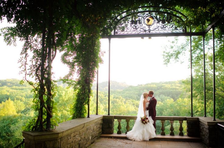 Planner: Angela Proffitt Venue: Cheekwood Botanical Gardens, Nashville Photographer: Justin Wright Photography