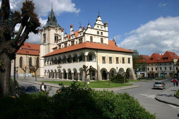 Radnica, Levoča