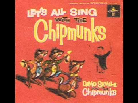 WITCH DOCTOR (David Seville)  1958 original version. Ross Bagdasarian as himself and The Chipmunks.... LMAO...now I'll be singing this for the rest of the night...lol...great memories!!