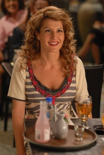 Love her. Love My Big Fat Greek Wedding. #Nia_Vardalos