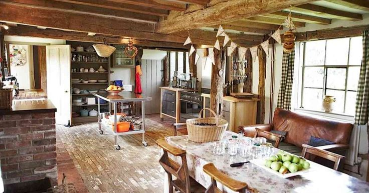 Down in the english countryside.... - cottagestyleblogs