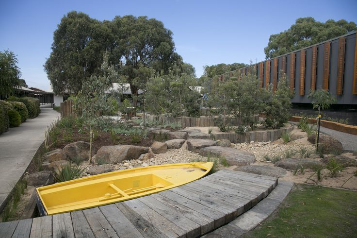 The Primary Adventure Playground - a lunchtime favourite! See it featured on ABC's Gardening Australia: http://www.abc.net.au/gardening/stories/s3781898.htm