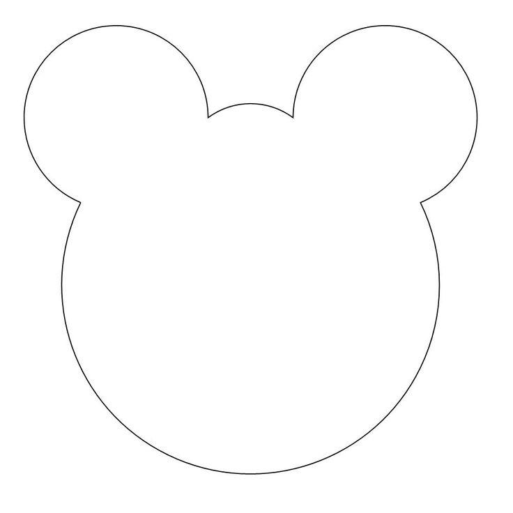 teddy bear face template printable outlines teddy bear