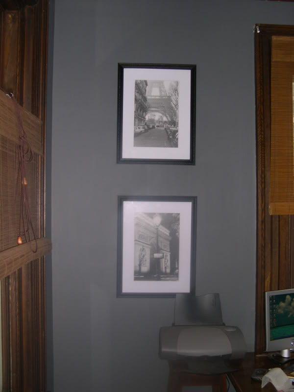 Gray Walls With Dark Wood Trim My Crib Pinterest