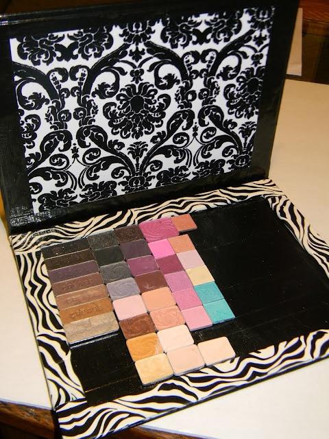 Makeup Palette DIY