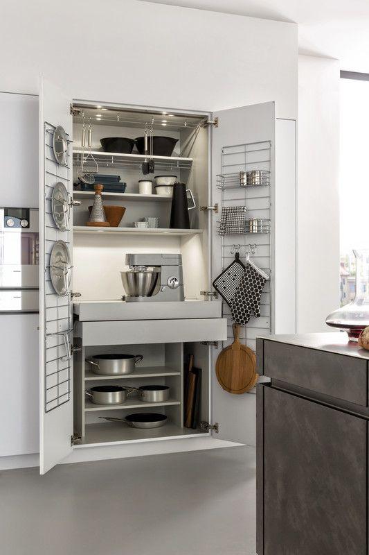 CONCRETE-A › Concrete › Modern style › Kitchen › Kitchen | LEICHT – Modern kitchen design for contemporary living