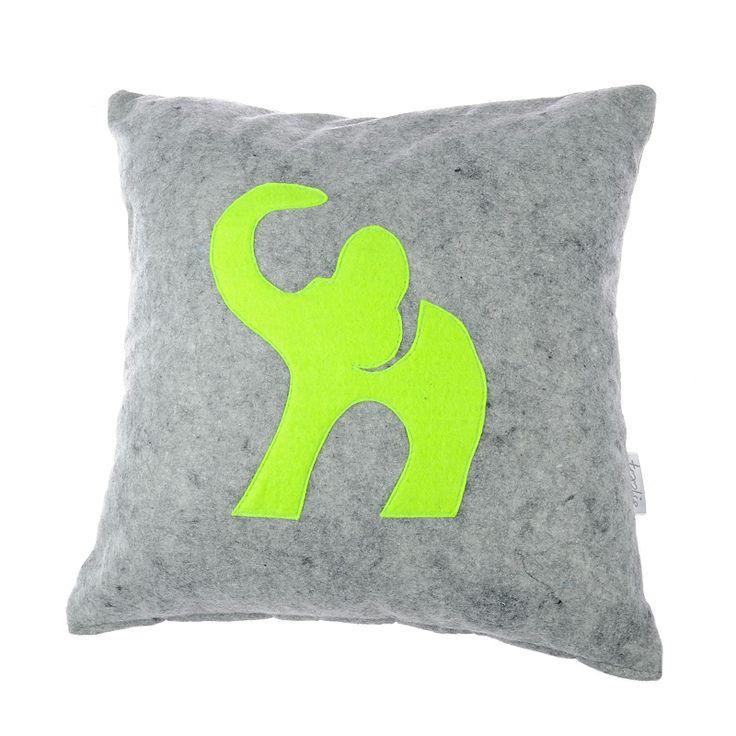 Zielony słoń, nie tylko dla najmłodszych  toolie