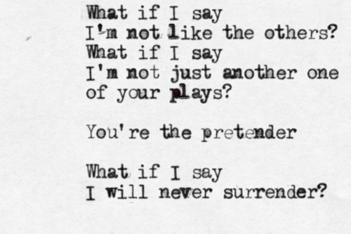 Foo Fighters - Pretender