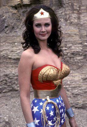the original & best wonder woman costume. the end.