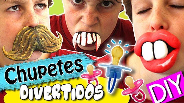 CHUPETES DIVERTIDOS!! En el #tutorial de hoy os enseño a hacer estas bocas sobre chupetes graciosísimas!  #pacifier #moustache #teeth #chupete #bigote #dientes #DIY #crafts #manualidadeshoynohaycole #kids #kid #instakids  #child #children #childrenphoto #love #cute #adorable #instagood #young #sweet #pretty #handsome #little #photooftheday